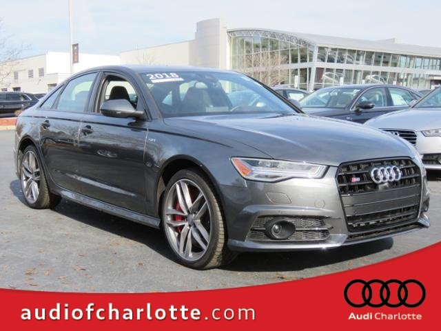 Audi S6 2018 $69795.00 incacar.com