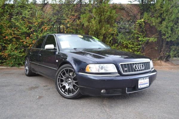 Audi S8 2001 $5999.00 incacar.com
