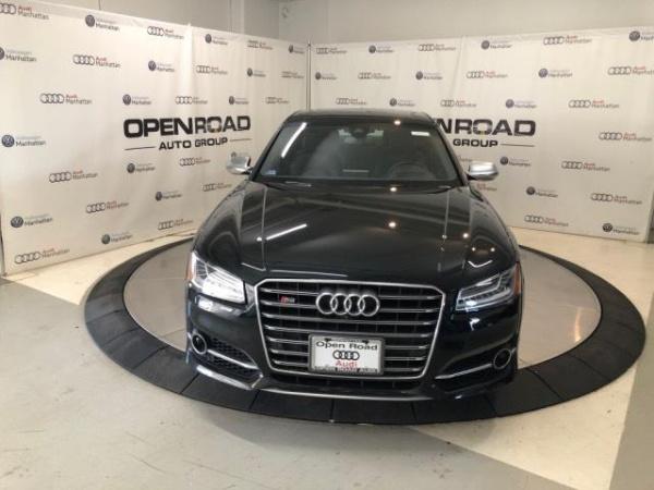 Audi S8 2017 $81582.00 incacar.com