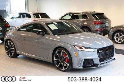 Audi TT RS 2018 $67990.00 incacar.com