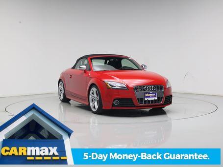 Audi TT S 2010 $28998.00 incacar.com