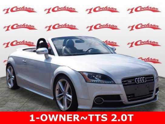 Audi TT S 2015 $26995.00 incacar.com