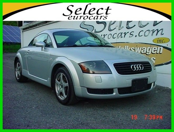 Audi TT 2000 $6990.00 incacar.com