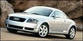 Audi TT 2000 $6700.00 incacar.com