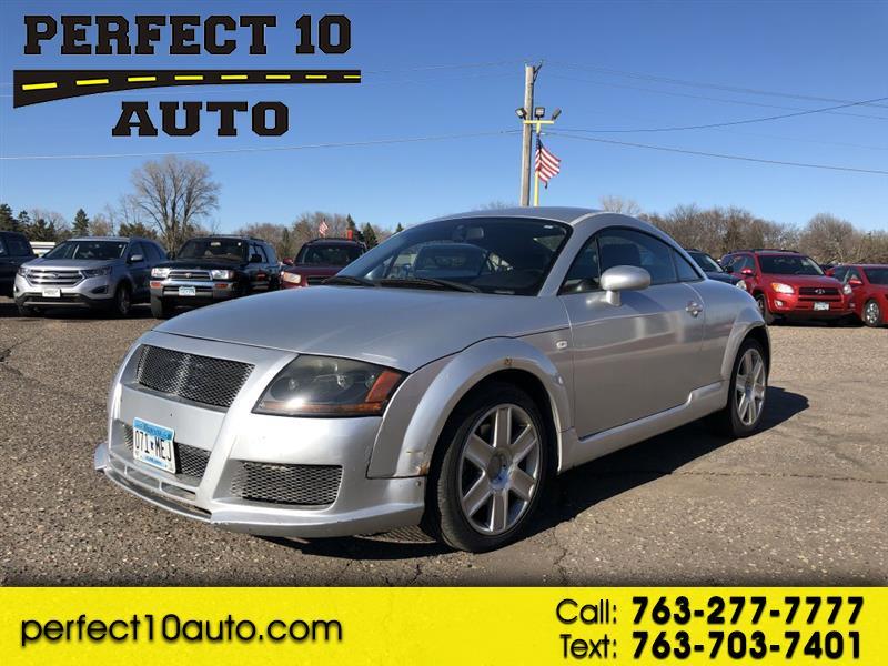 Audi TT 2000 $3999.00 incacar.com