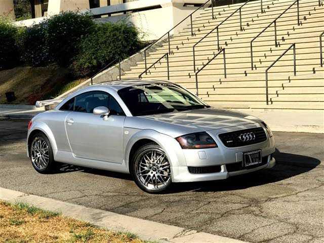 Audi TT 2000 $6995.00 incacar.com