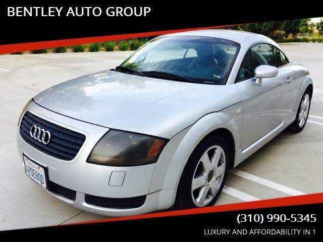 Audi TT 2001 $4995.00 incacar.com
