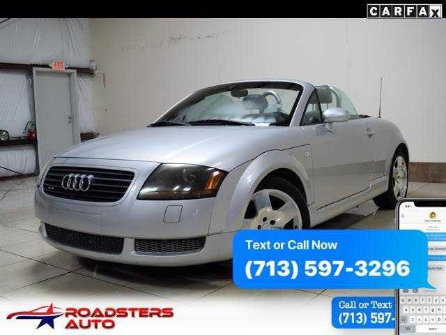 Audi TT 2001 $7890.00 incacar.com