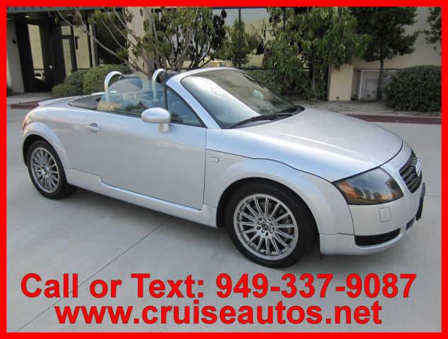 Audi TT 2001 $5750.00 incacar.com