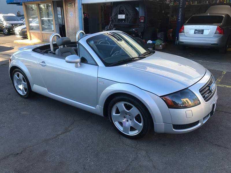 Audi TT 2002 $5900.00 incacar.com