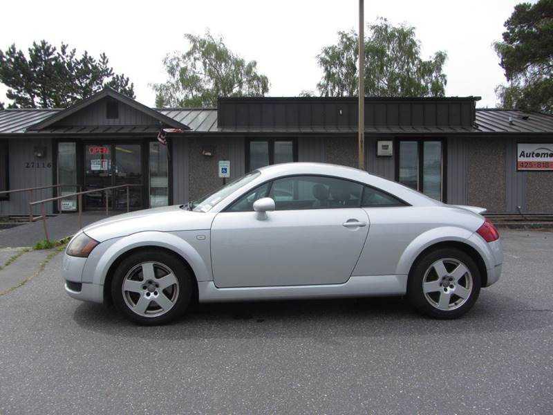 Audi TT 2002 $3500.00 incacar.com