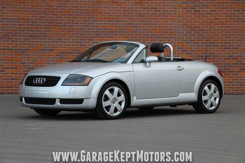 Audi TT 2002 $16500.00 incacar.com