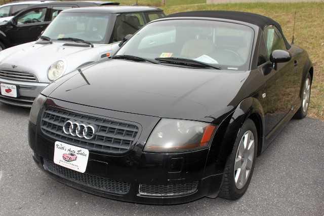 used Audi TT 2003 vin: TRUTC28N231004751