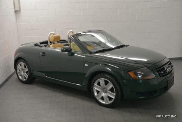 Audi TT 2003 $11700.00 incacar.com