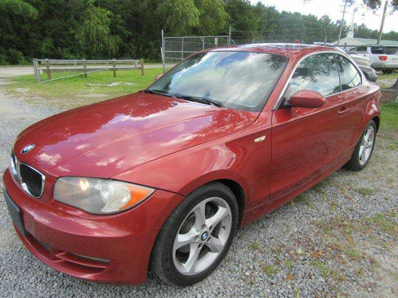 BMW 1-Series 2008 $8950.00 incacar.com