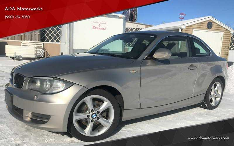 BMW 1-Series 2010 $9499.00 incacar.com