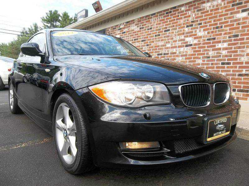 BMW 1-Series 2011 $11995.00 incacar.com