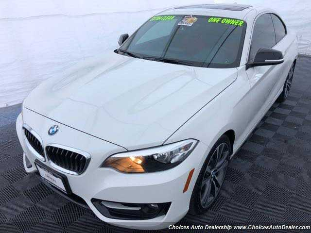 BMW 2-Series 2015 $20670.00 incacar.com