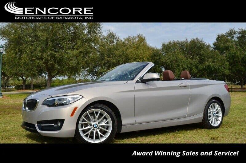 BMW 2-Series 2016 $23990.00 incacar.com