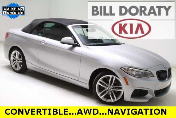 BMW 2-Series 2016 $27995.00 incacar.com
