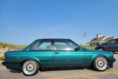1991 BMW 325i