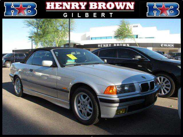 BMW 3-Series 1999 $5993.00 incacar.com