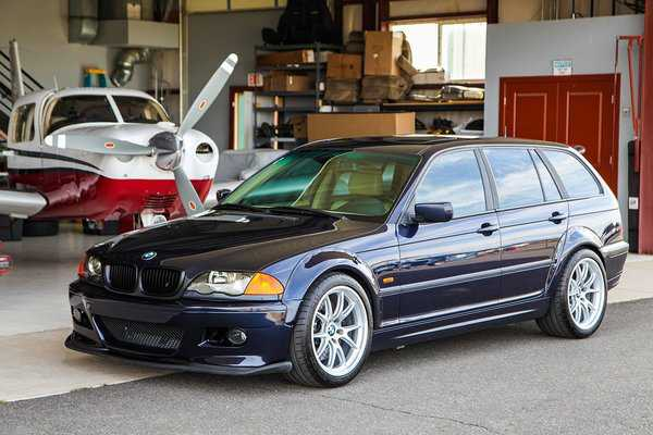 BMW 3-Series 2001 $26500.00 incacar.com