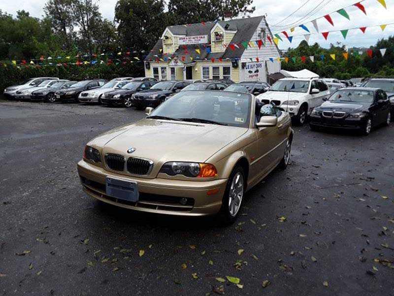 used BMW 3-Series 2001 vin: WBABS33491JY54822