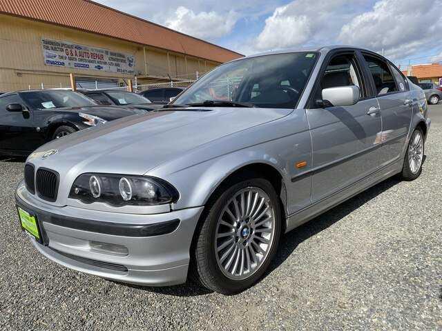used BMW 3-Series 2001 vin: WBAAN37491ND46097