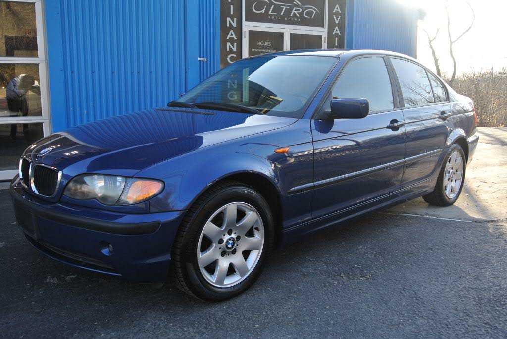 BMW 3-Series 2002 $5049.00 incacar.com