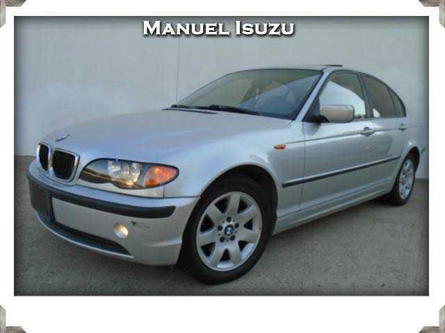 BMW 3-Series 2002 $5488.00 incacar.com