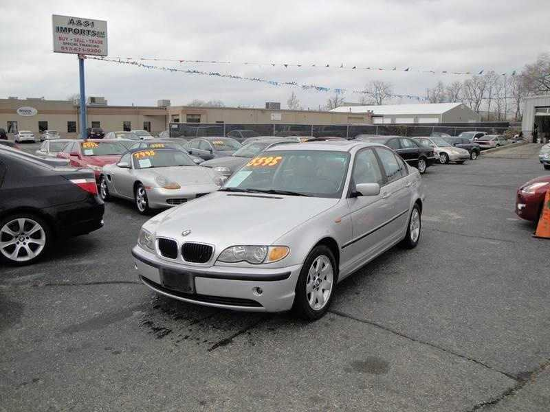 BMW 3-Series 2002 $4500.00 incacar.com