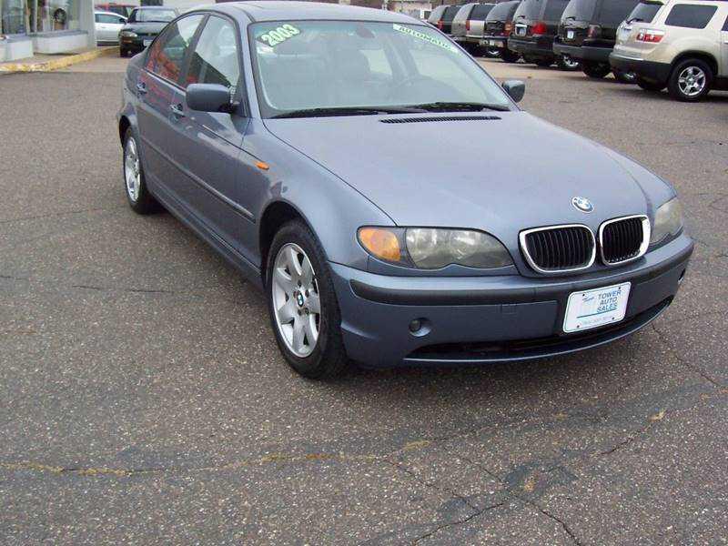 BMW 3-Series 2003 $4950.00 incacar.com