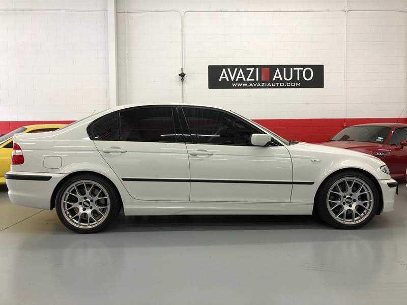 used BMW 3-Series 2003 vin: WBAEV53413KM05132