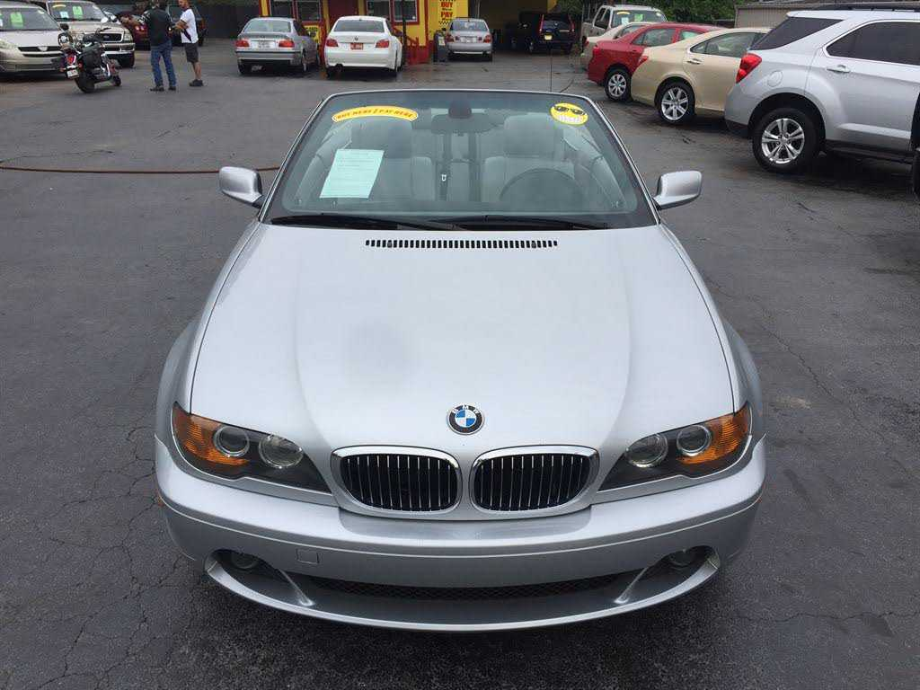 used BMW 3-Series 2004 vin: WBABW33494PL32536