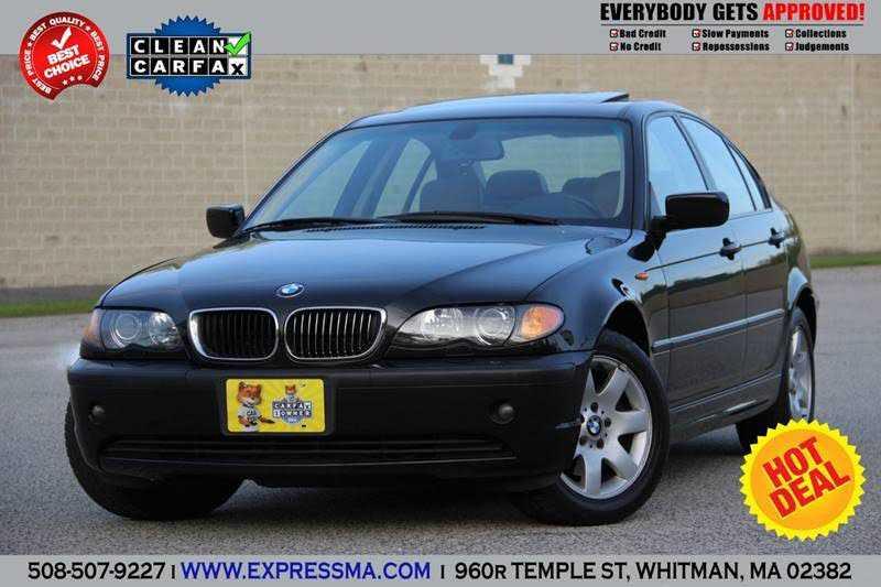 BMW 3-Series 2004 $7495.00 incacar.com