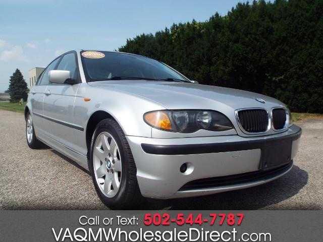 BMW 3-Series 2004 $4995.00 incacar.com