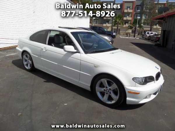 BMW 3-Series 2005 $5399.00 incacar.com