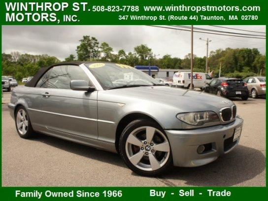 BMW 3-Series 2005 $6999.00 incacar.com