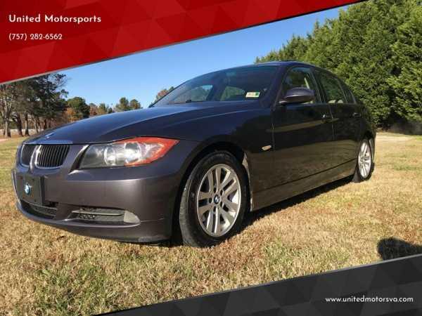used BMW 3-Series 2006 vin: WBAVB13556KX33491
