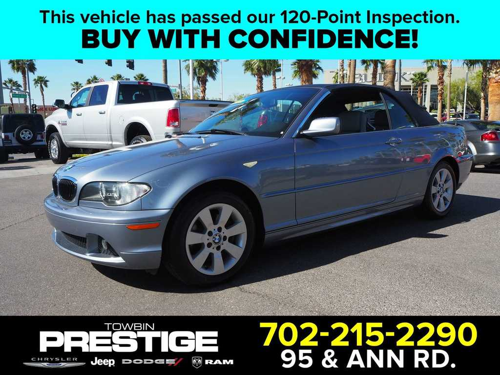 BMW 3-Series 2006 $7899.00 incacar.com