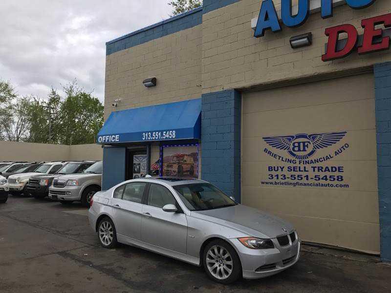 BMW 3-Series 2006 $1900.00 incacar.com