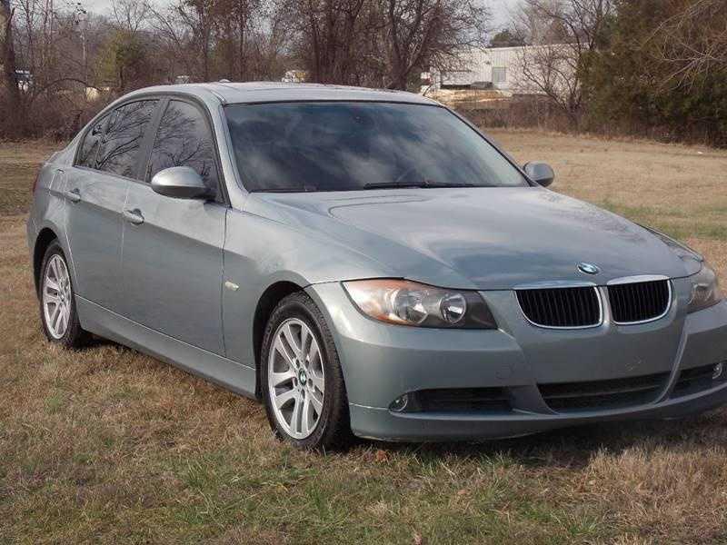 used BMW 3-Series 2006 vin: WBAVB13516KX46593