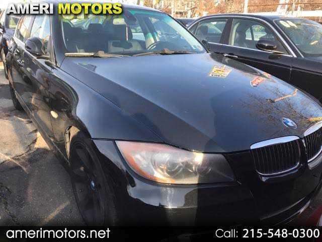 BMW 3-Series 2007 $7995.00 incacar.com