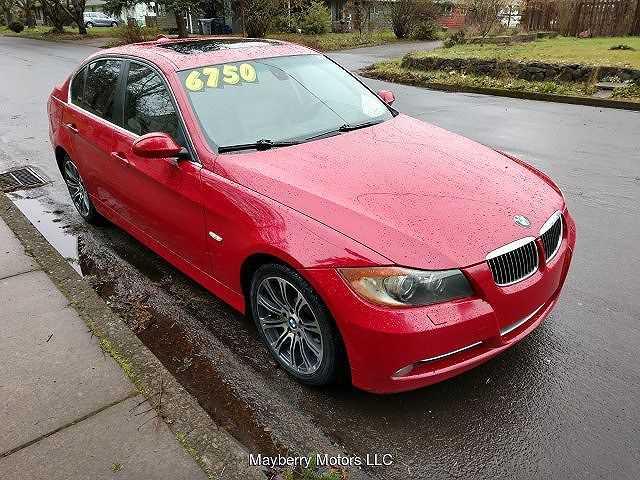 BMW 3-Series 2007 $6750.00 incacar.com