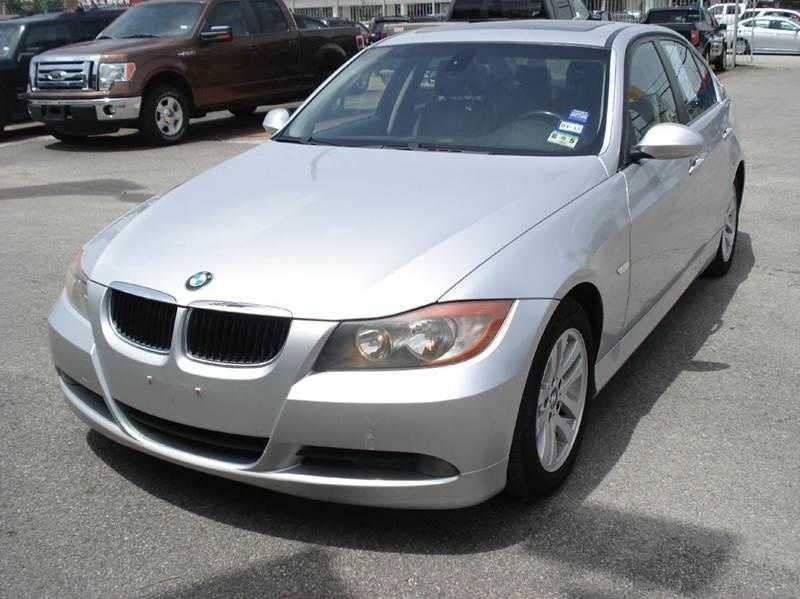 BMW 3-Series 2007 $6400.00 incacar.com