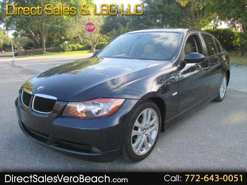 BMW 3-Series 2007 $6990.00 incacar.com