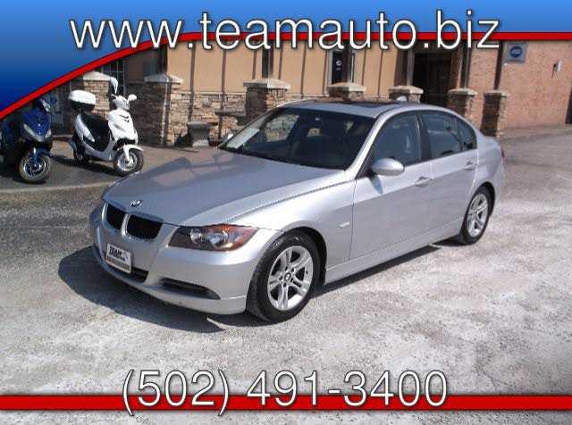 BMW 3-Series 2008 $8995.00 incacar.com