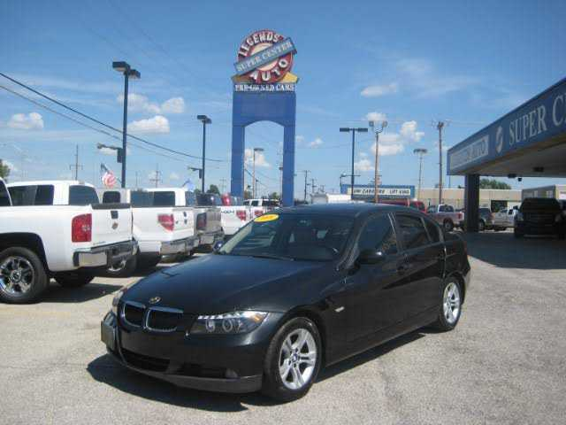 used BMW 3-Series 2008 vin: WBAVC57538NK78107