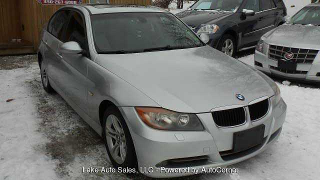 BMW 3-Series 2008 $6955.00 incacar.com